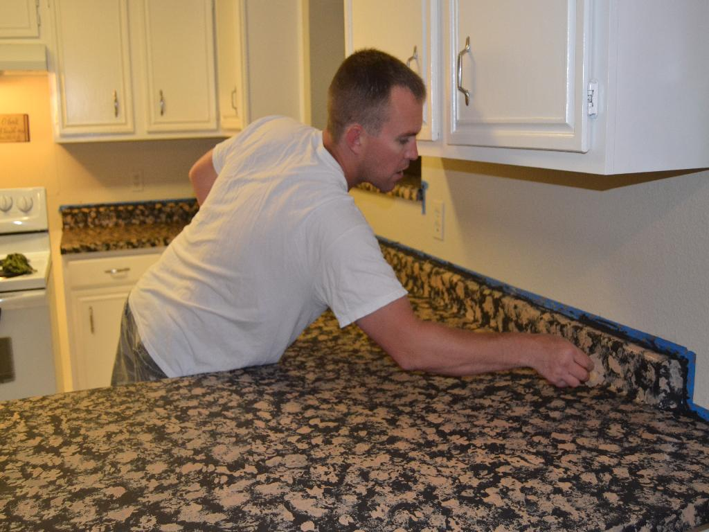 Countertop Upgrades : Countertop upgrade - Kincaid Handyman LLC